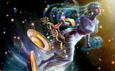 Kagaya Yutaka • Fondo de Pantalla • Libra signo zodiacal