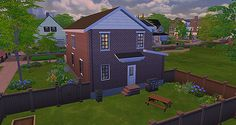 King of Queens in The Sims 4 (2)
