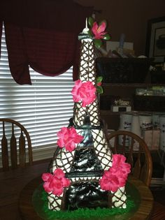 zebra cakes for teenage girls | cakes and this year was no exception. She, like most teenage girls ...