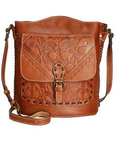 78a6f203f24 Patricia Nash Italian Folklore Lavello Sling - Handbags  amp  Accessories -  Macy s Leather Hobo Handbags