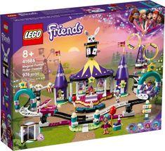 Lego Friends, Tenda Grande, Construction Lego, Lego Toys, Lego Pieces, Lego Building, Cute Bunny, Creative Kids, Roller Coaster