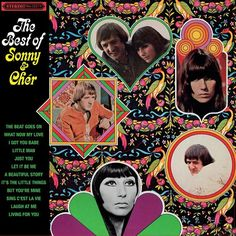 Sonny And Cher - The Best Of Sonny And Cher on Limited Edition 180g LP