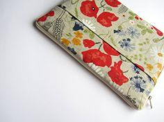 Poppies 13 MacBook Pro case MacBook Air case 13 by CasesLab