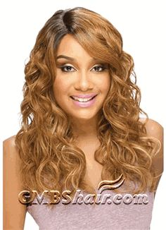 Model Model Deep Invisible Part Lace Wig Risque