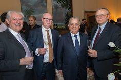 Clemente Burgazzi, Marnix Vereecken, Olavo Machado, Walter Cerri. #brazilsa2015 #milan #milano #energyforcreativity #designweek2015 #interni #brazil