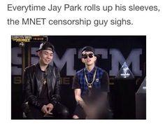 Jay Park on SMTM