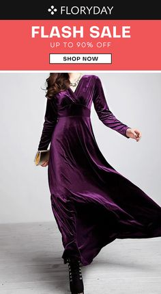 Solid v-neckline maxi dress, party dress, stunning, fashion.