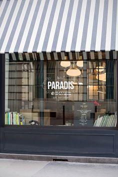 Hotel Paradis, Paris, 2013 - Dorothée Meilichzon