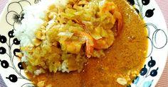 計り不要☆簡単タイ風ココナッツ海老カレー by MiyaCo [クックパッド] 簡単おいしいみんなのレシピが243万品