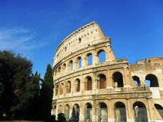 Walk through history in Rome