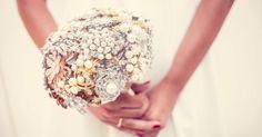 bouquet de broche