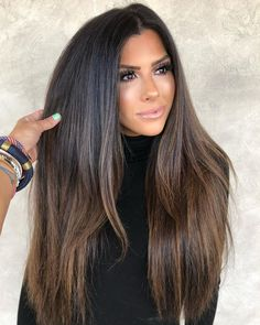 Brown Hair Balayage, Brown Blonde Hair, Ombre Hair, Brunette Beauty, Brunette Hair, Hair Beauty, Hair Color And Cut, Brown Hair Colors, Caramel Hair