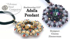 This video tutorial from The Potomac Bead Company teaches you how to make Gianna…