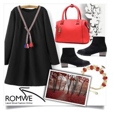 """ROMWE 10"" by melisa-hasic ❤ liked on Polyvore featuring Élitis"