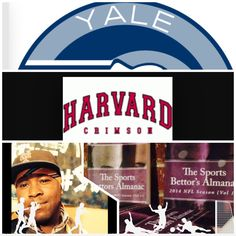 "3/6/15 NCAAB Sports Bettors Almanac Update: #Yale #Bulldogs vs #Harvard #Crimson (Take: Yale +4.5) (THIS IS NOT A SPECIAL PICK ) ""The Sports Bettors Almanac"" SPORTS BETTING ADVICE  On  95% of regular season games ATS including Over/Under   1.) ""The Sports Bettors Almanac"" available at www.Amazon.com  2.) Check for updates   My Sports Betting System Is an Analytical Based Formula   ""The Ratio of Luck""  R-P+H ±Y(2)÷PF(1.618)×U(3.14) = Ratio Of Luck  Marlawn Heavenly VII ( SportyNerd@ymail.com…"