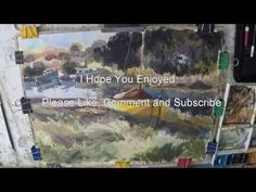 Sailing boat watercolour demonstration. Paint tree - YouTube