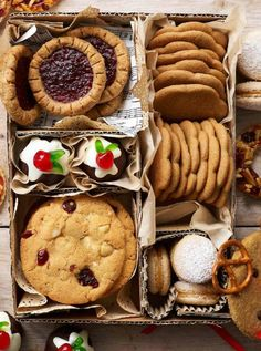 weihnachtsgeschenkideen gebäck plätzchen backen cookies
