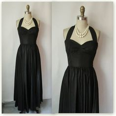 50's Evening Gown