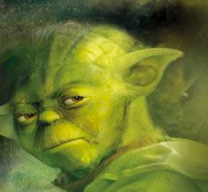 When 900 years old you reach, look as good you will not, hmm? YODA HOTTIE!!!