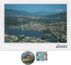 Swap (2018/28) - Arrived: 2018.01.22   ---   Geneva is the second most populous city in Switzerland. Situated where the Rhône exits Lake Geneva, it is the capital of the Republic and Canton of Geneva.