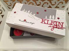 Willkommen auf meinem Blog!  Schön dass ihr vorbei schaut!!   Ich melde mich doch nochmal kurz bei euchum eine weitere schöne Verpackungsid...