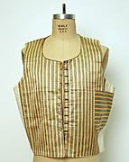 Vest | probably Algerian | The Met