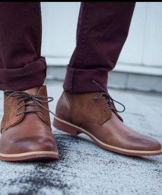 Brown Chukka Boots - https://www.luxury.guugles.com/brown-chukka-boots/