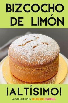 Flan, Yogurt Cake, Pan Dulce, Pound Cake Recipes, Almond Cakes, Sweet Desserts, Cakes And More, How To Make Cake, Cupcake Cakes