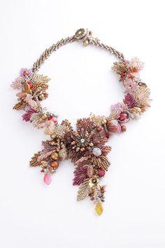 Bead&Button Show: Bead&Button Show Workshops & Classes: Monday June 2, 2014: B141973 TOHO Beads Presents: Autumn Color Leaves