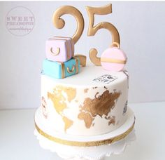 New Birthday Cake Decorating Guys 67 Ideas 25th Birthday Cakes, Birthday Cake For Him, 21st Cake, Adult Birthday Cakes, Birthday Ideas, Pretty Cakes, Cute Cakes, Beautiful Cakes, Fondant Cakes