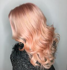 Blorange Hair Color Ideas - New Hair Color Trends 2017