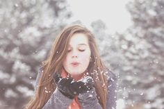 Winter Portrait Photography Snow Beautiful - Awesome Winter Portrait Photography Snow Beautiful, Free Tree Snow Cold Winter Girl Woman Spring