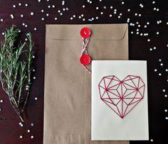 Cartão Coração