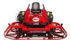 Allen Engineering Introduces HP205 Twin-Engine Ride-on Trowel #heavyequipment #construction