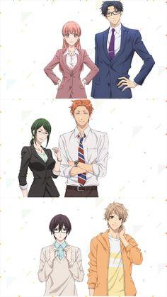 M Anime, Otaku Anime, Anime Love, Anime Guys, Koi, Ecchi, Cute Anime Couples, Kawaii Anime Girl, Anime Ships