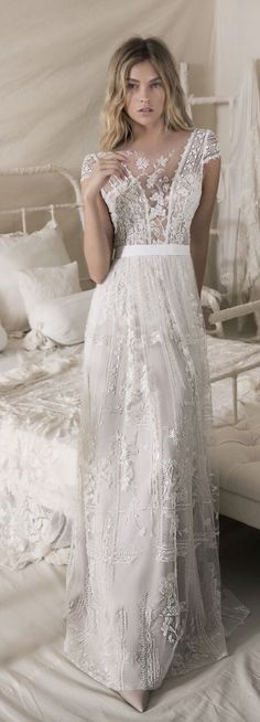 Featured: Lihi Hod Wedding Dresses