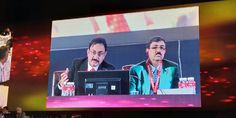 #NIC Dr (Prof) N N Khanna delivering lectures on:- 1. Abdominal Aortic Aneurysm: What do we know and what lies in Future 2. Innovative Techniques At the National Interventional Council Meeting of Cardiological Society Of India @ HICC , Hyderabad