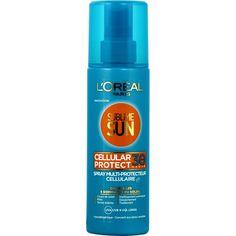 Protection solaire Sublim Sun Cellular Protect FPS 30 L'Oréal