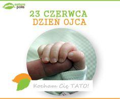 Wszystkim Tatusiom życzymy wszystkiego naj naj naj :) http://www.naturepolis.pl/pl/ źródło zdjęcia: freeimages.com