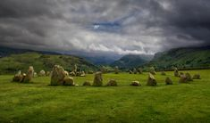 Stone Circles of England #StoneCircle #Celtic