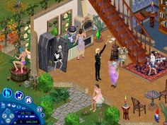 The Sims 1 PC Gameplay