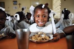 Feed a child:    Provide the precious gift of food by feeding a hungry child for an entire year. $43.80