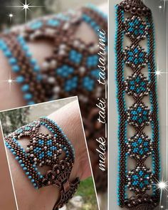 - Jewelry World Beaded Jewelry Designs, Bead Jewellery, Seed Bead Jewelry, Jewelery, Handmade Jewelry, Beaded Earrings, Beaded Bracelets, Bracelet Crafts, Beads And Wire