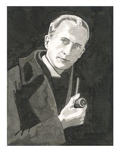 A.A. Milne by Alison Kolesar