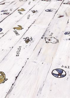 Who said oak flooring was boring? This Playground design is great for kids' bedrooms! Playground Flooring, Playground Design, Kronotex Laminat, Toy Story Nursery, Best Baby Blankets, Oak Laminate Flooring, Bedroom Flooring, Baby Boy Rooms, Kids Bedroom