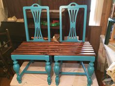 Choosing colors for furniture redo - Hi, so my husband and I found a new hobby/business we started repurposing items into benches. We have only been doing this…