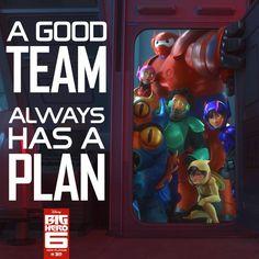 Big Hero 6 Quote