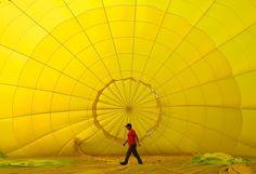 Hot Air Ballon Festival in Taiwan