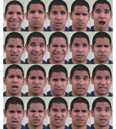 Identifican las emociones de 21 expresiones faciales