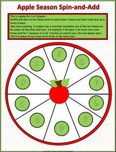 Free - Math APPLE games